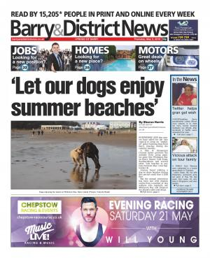 Barry And District News: This week's Barry & District News